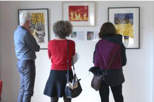 Ausstellung Propaganda in der Galerie 62
