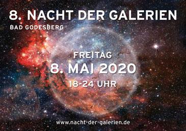 Nacht der Galerien 2020 in Bad Godesberg