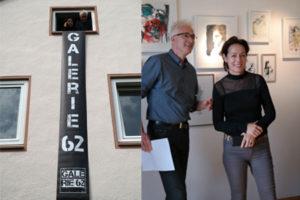 Galerie 62: Porträts und Akte III